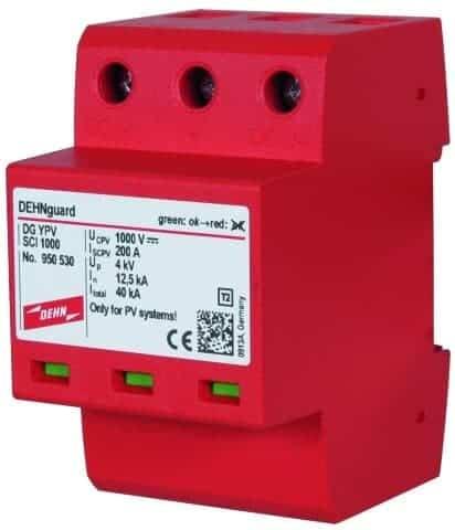 DC túlfeszültségvédelem, DEHNguard compact YPV SCI 1000